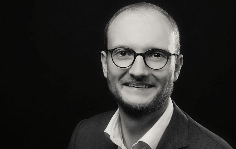 Andre Brinkmöller, Mitglied des Vorstands der Videro AG, engagiert sich für den Einzelhandel